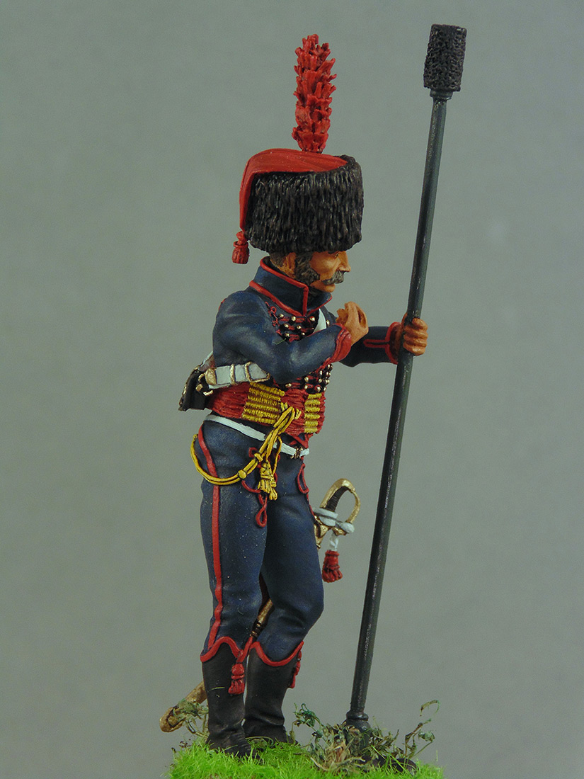 Figures: Canonier, Guards mounded artillery, Napoleonic France, photo #3