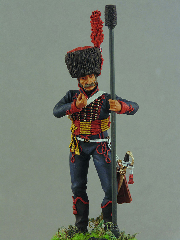 Figures: Canonier, Guards mounded artillery, Napoleonic France