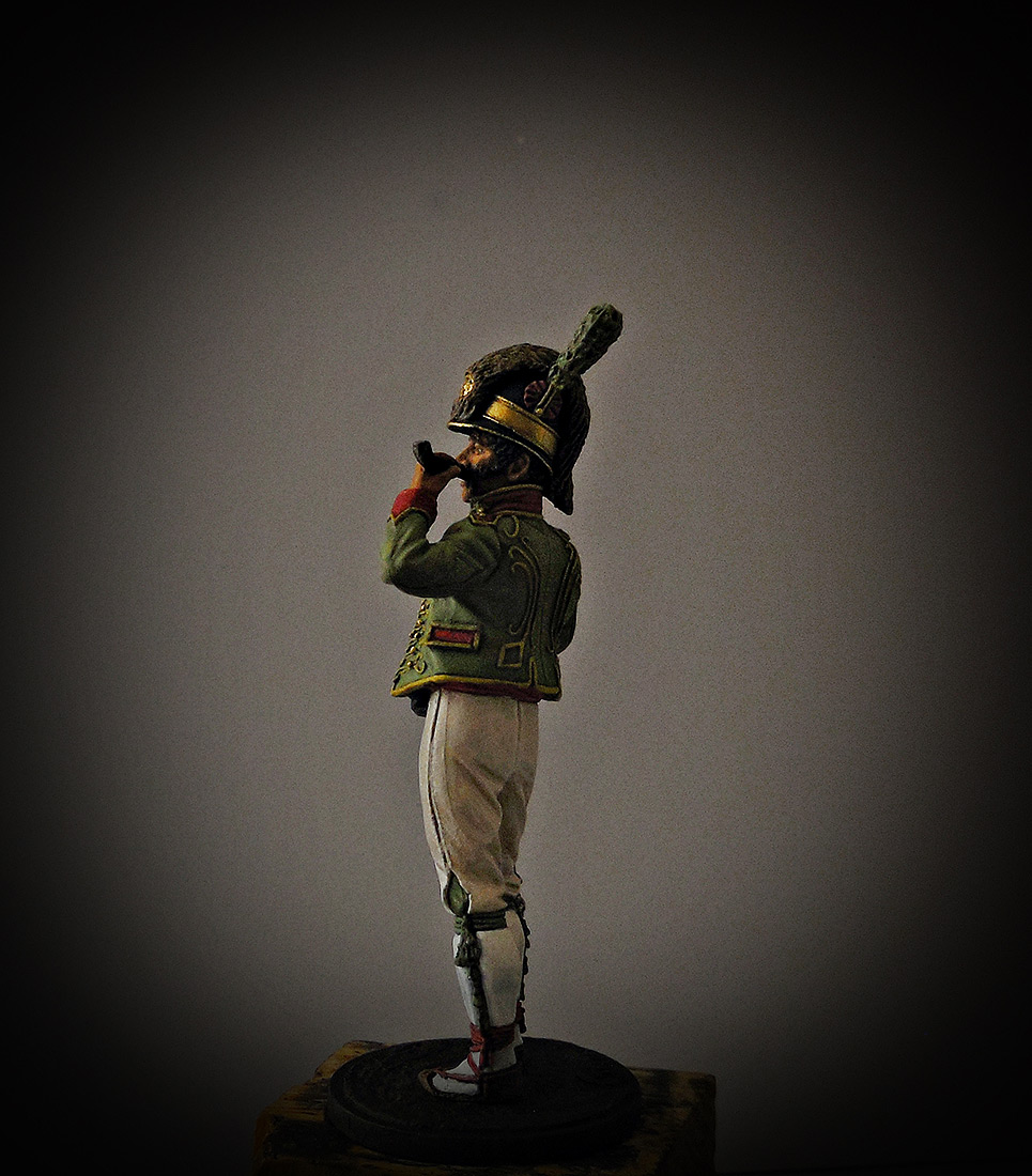 Figures: Private, Catalonian light infantry btn. Spain 1807-08, photo #3