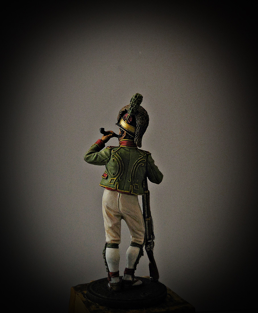 Figures: Private, Catalonian light infantry btn. Spain 1807-08, photo #4