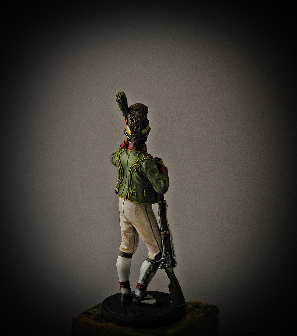 Figures: Private, Catalonian light infantry btn. Spain 1807-08, photo #5
