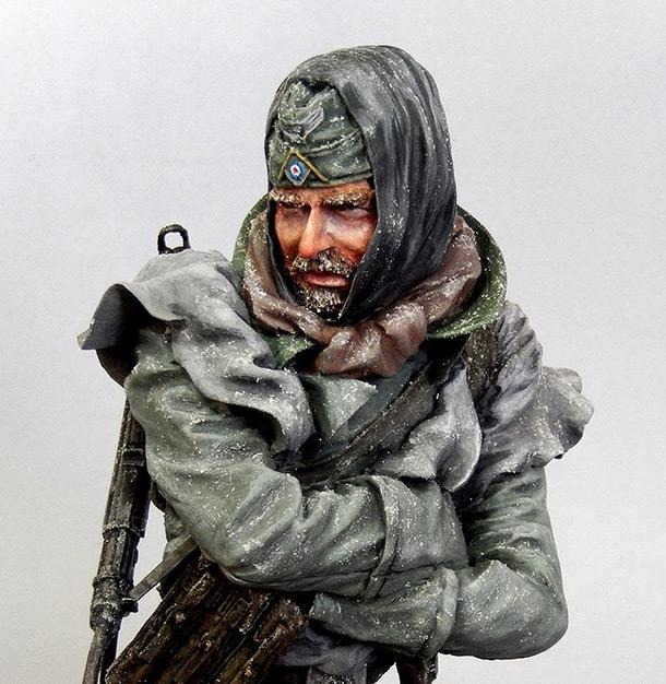 Figures: Frozen Hell. Stalingrad '43