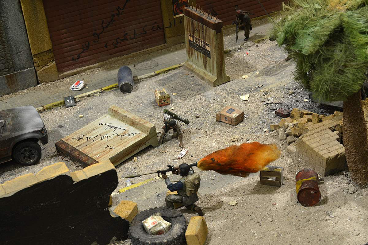 Dioramas and Vignettes: Smocked democracy, photo #17
