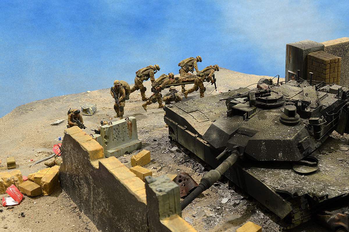 Dioramas and Vignettes: Smocked democracy, photo #27