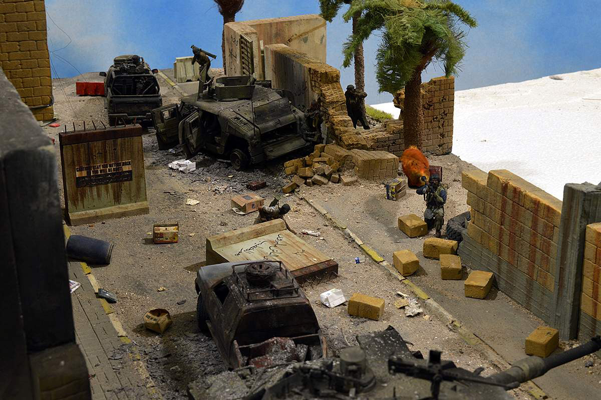 Dioramas and Vignettes: Smocked democracy, photo #32