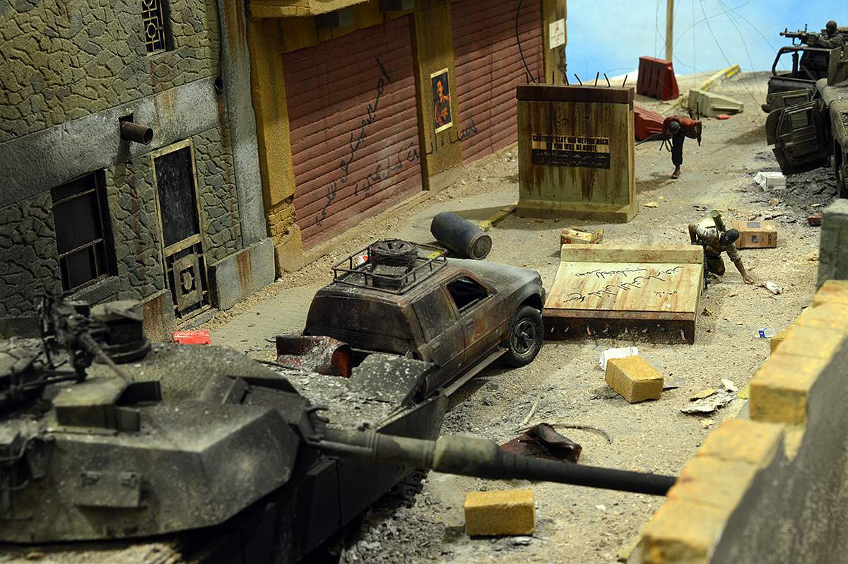 Dioramas and Vignettes: Smocked democracy, photo #4