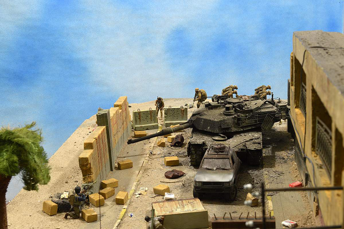 Dioramas and Vignettes: Smocked democracy, photo #45