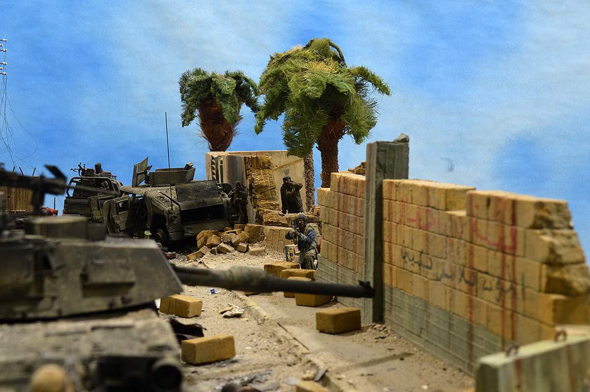 Dioramas and Vignettes: Smocked democracy, photo #63