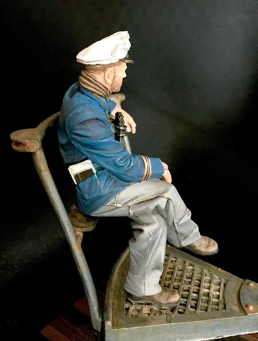 Figures: Lieutenant Commander Günther Prien, photo #2