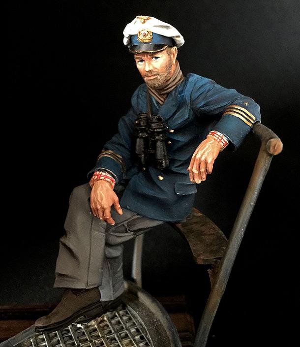 Figures: Lieutenant Commander Günther Prien
