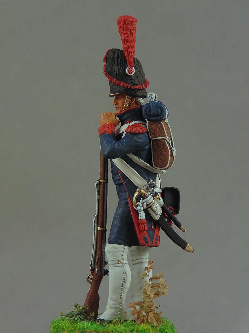 Figures: Artilleur à pied de la garde, photo #4