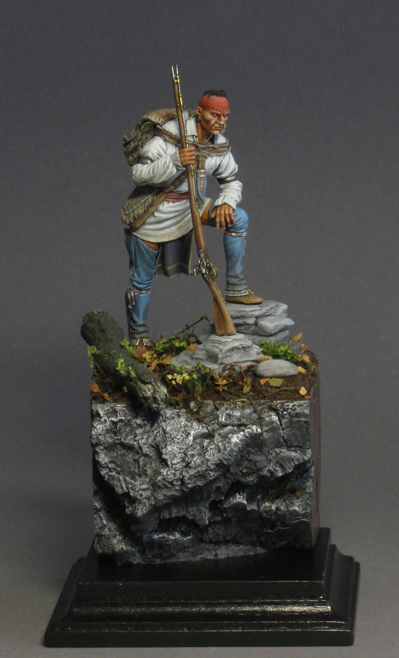 Figures: Iroquois, photo #1