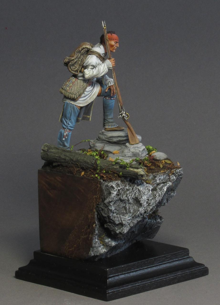 Figures: Iroquois, photo #2