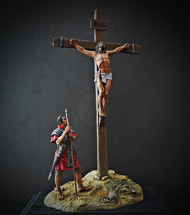 Dioramas and Vignettes: The Crucifixion