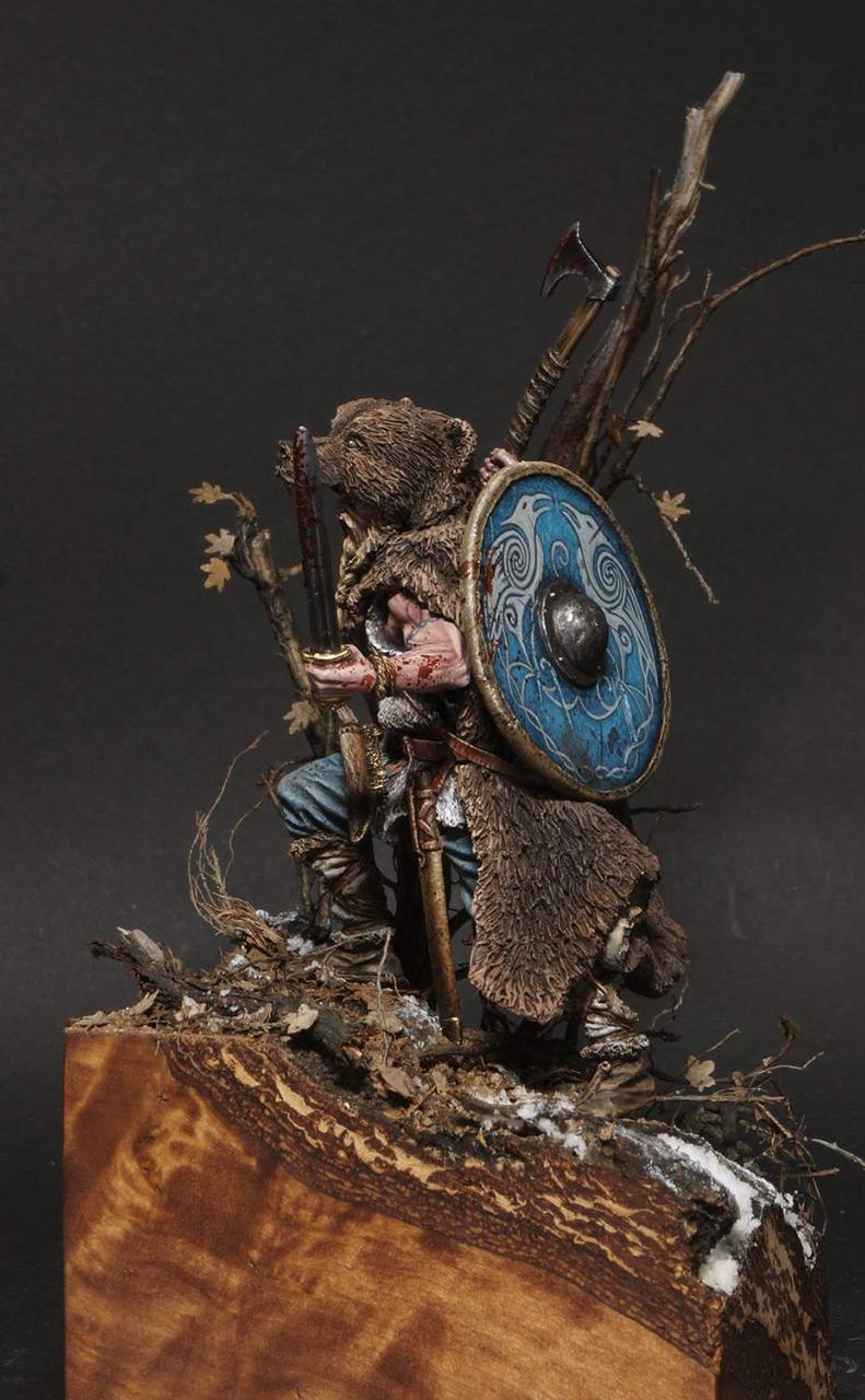 Figures: Berserker, photo #3