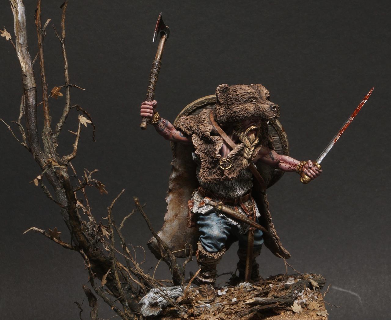 Figures: Berserker, photo #9