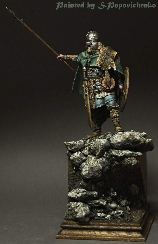 Figures: The Viking, photo #1