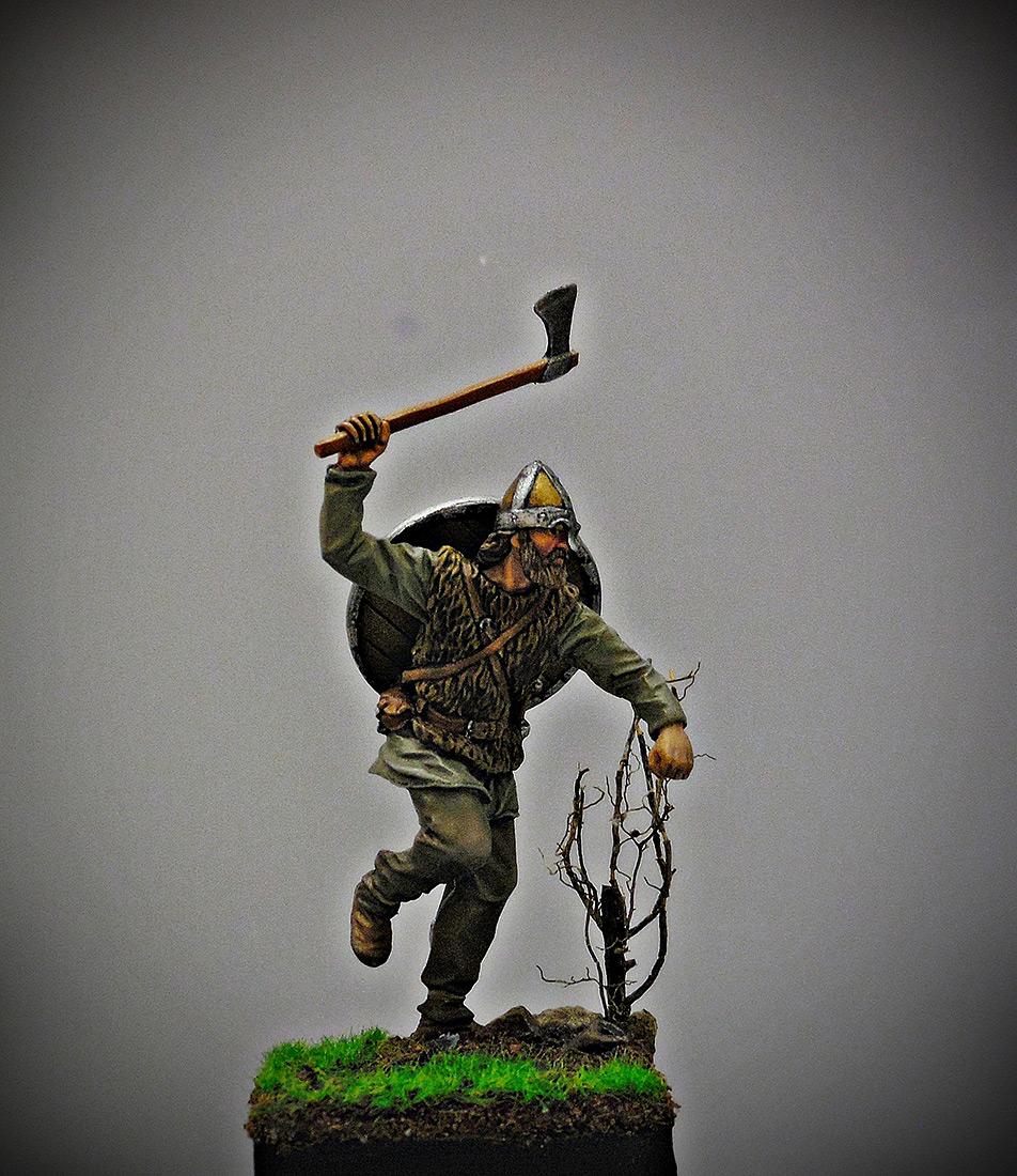 Figures: Viking, IX-X A.D., photo #1