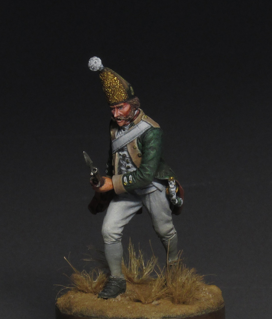 Figures: Russian grenadier, 1799, photo #7