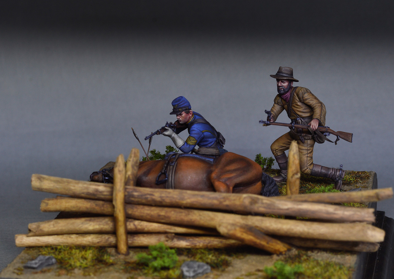 Dioramas and Vignettes: The last stronghold, photo #10