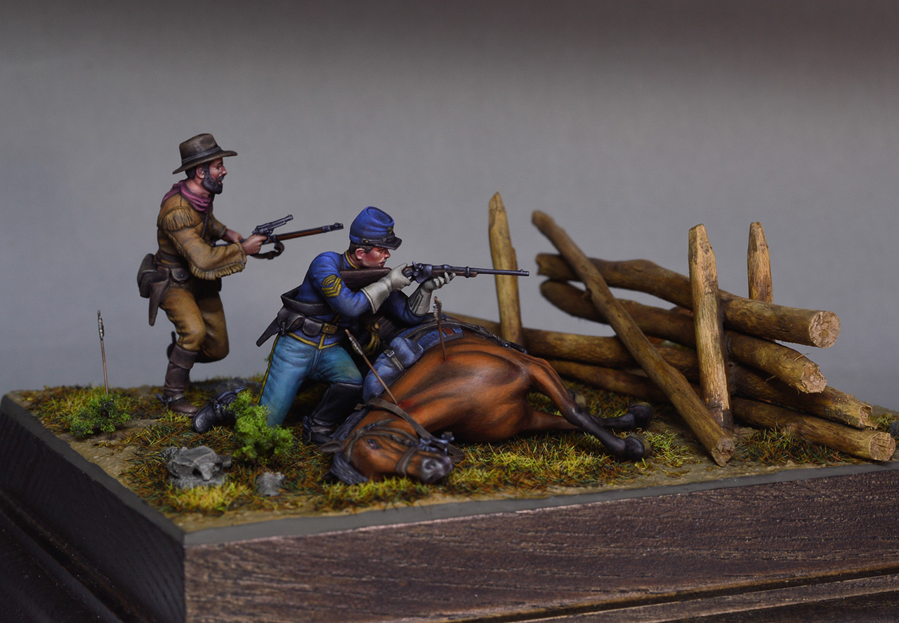 Dioramas and Vignettes: The last stronghold, photo #4