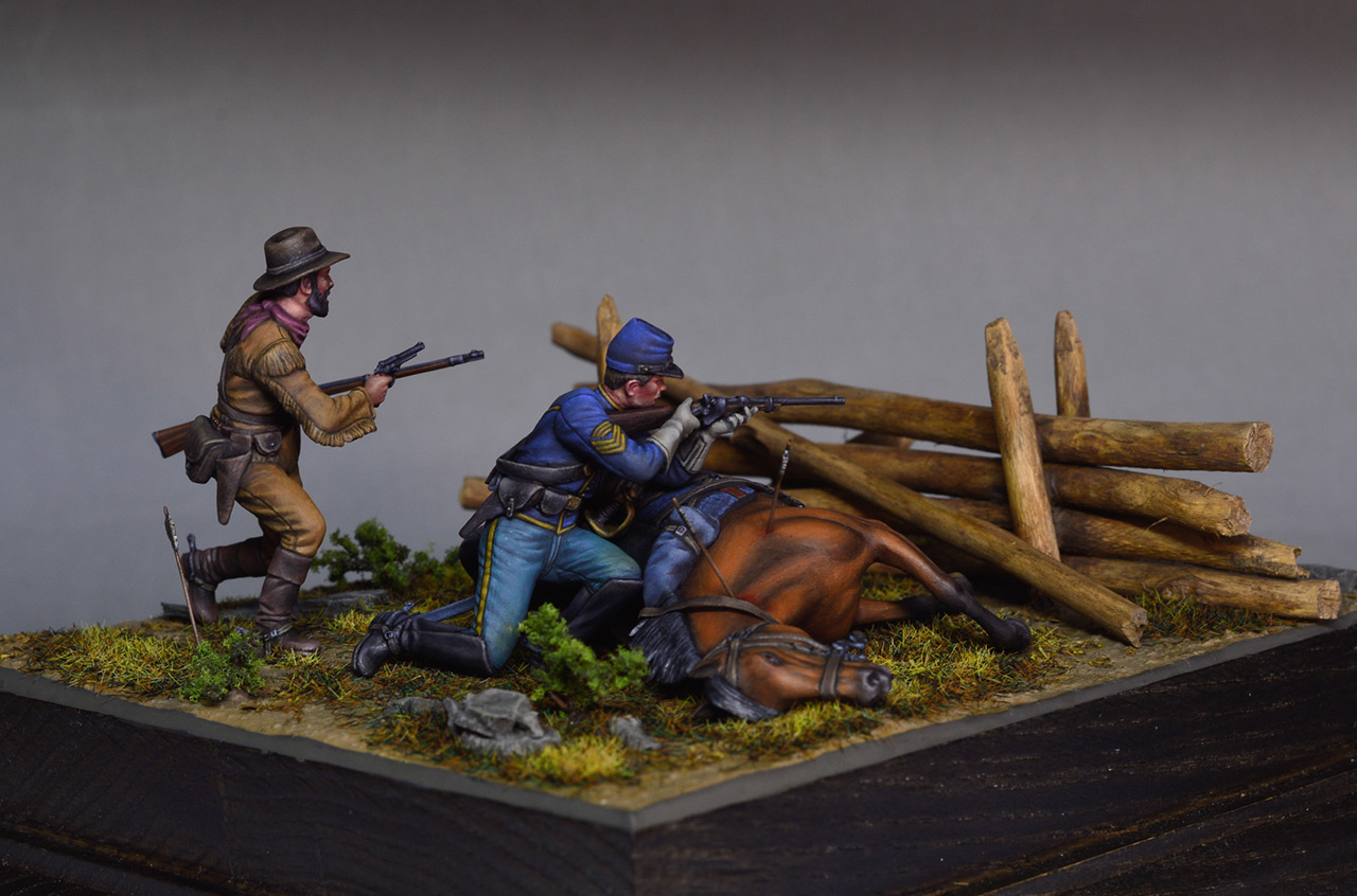 Dioramas and Vignettes: The last stronghold, photo #5