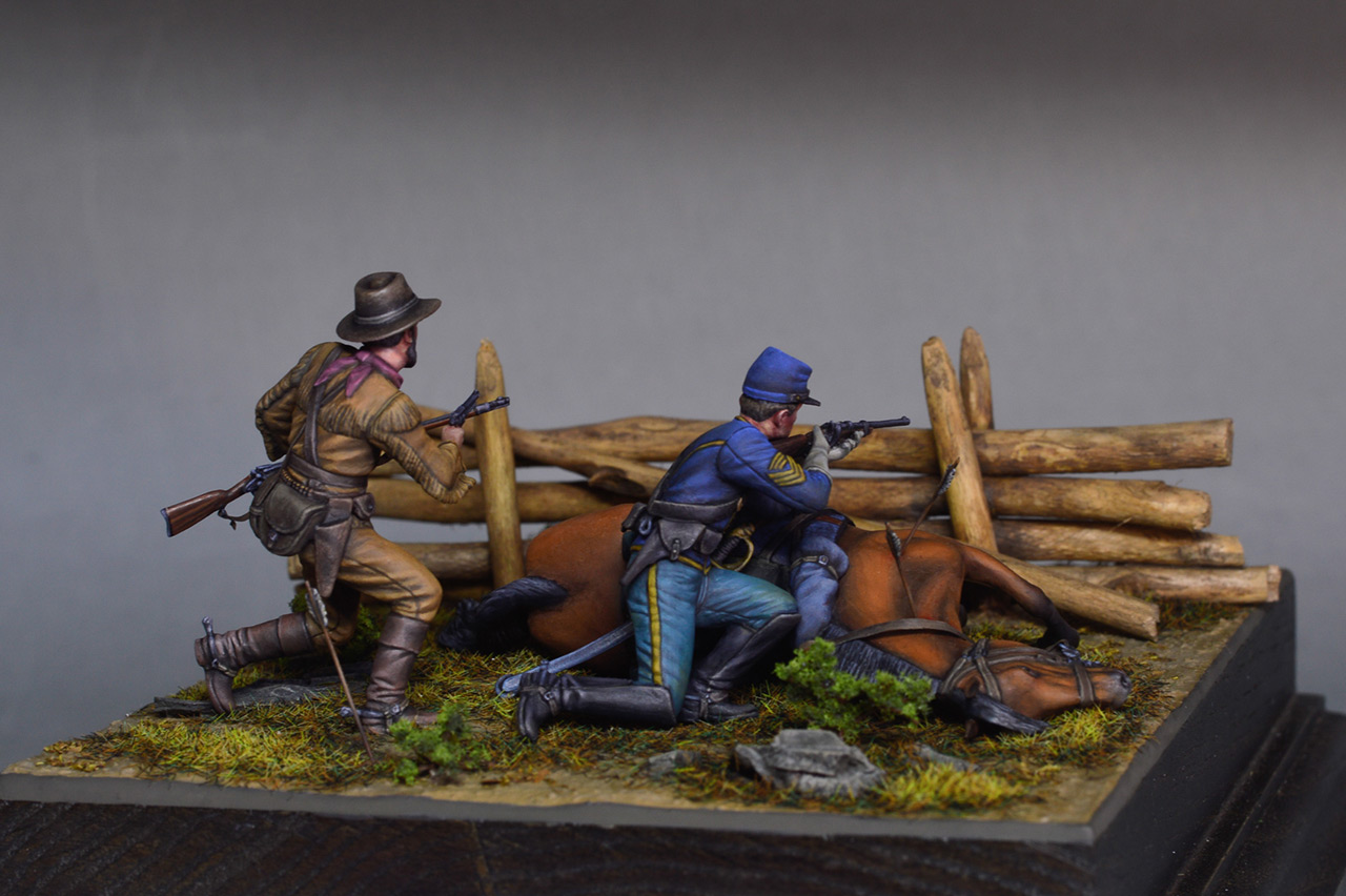 Dioramas and Vignettes: The last stronghold, photo #6