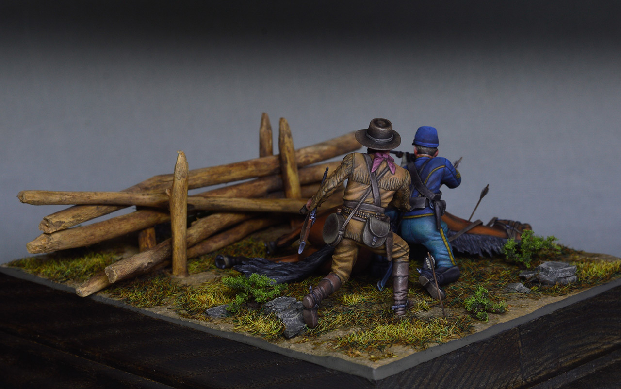 Dioramas and Vignettes: The last stronghold, photo #8