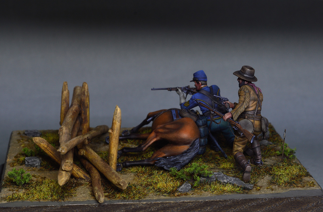 Dioramas and Vignettes: The last stronghold, photo #9