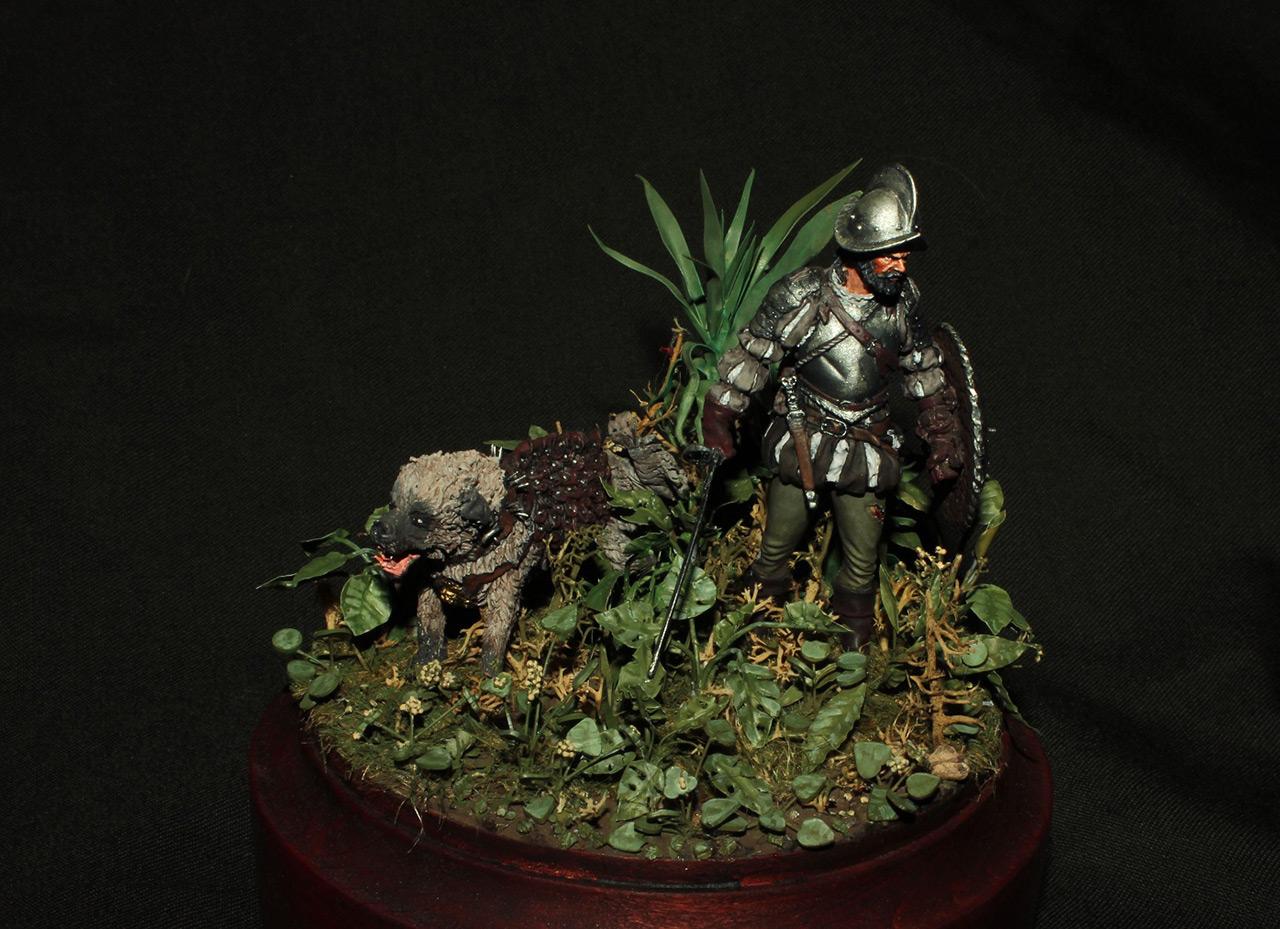 Dioramas and Vignettes: Conquistador, photo #3