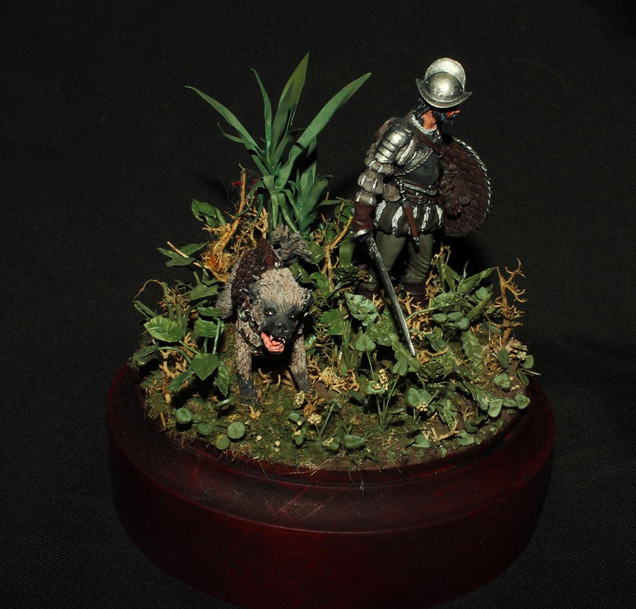 Dioramas and Vignettes: Conquistador, photo #4