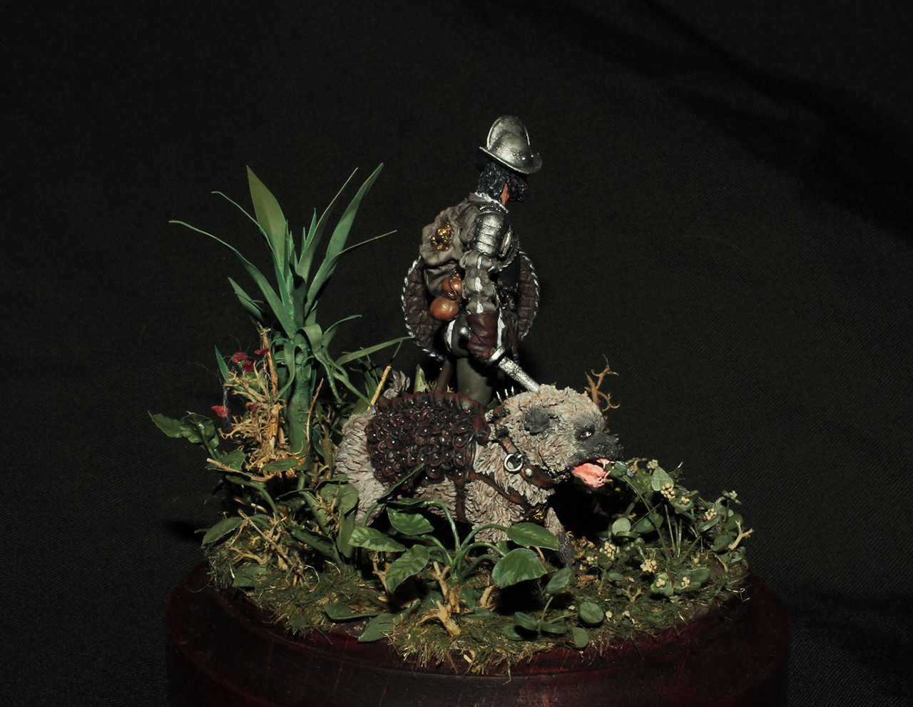 Dioramas and Vignettes: Conquistador, photo #6