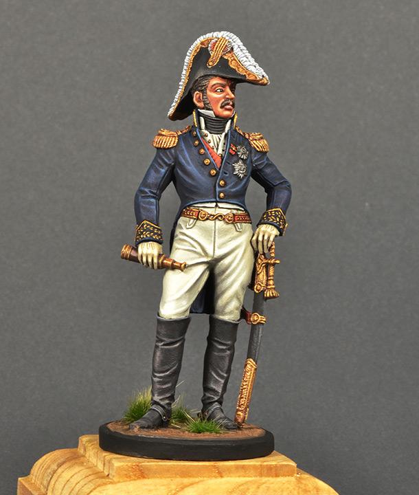 Figures: Prince Eugene de Beauharnais, 1809-14