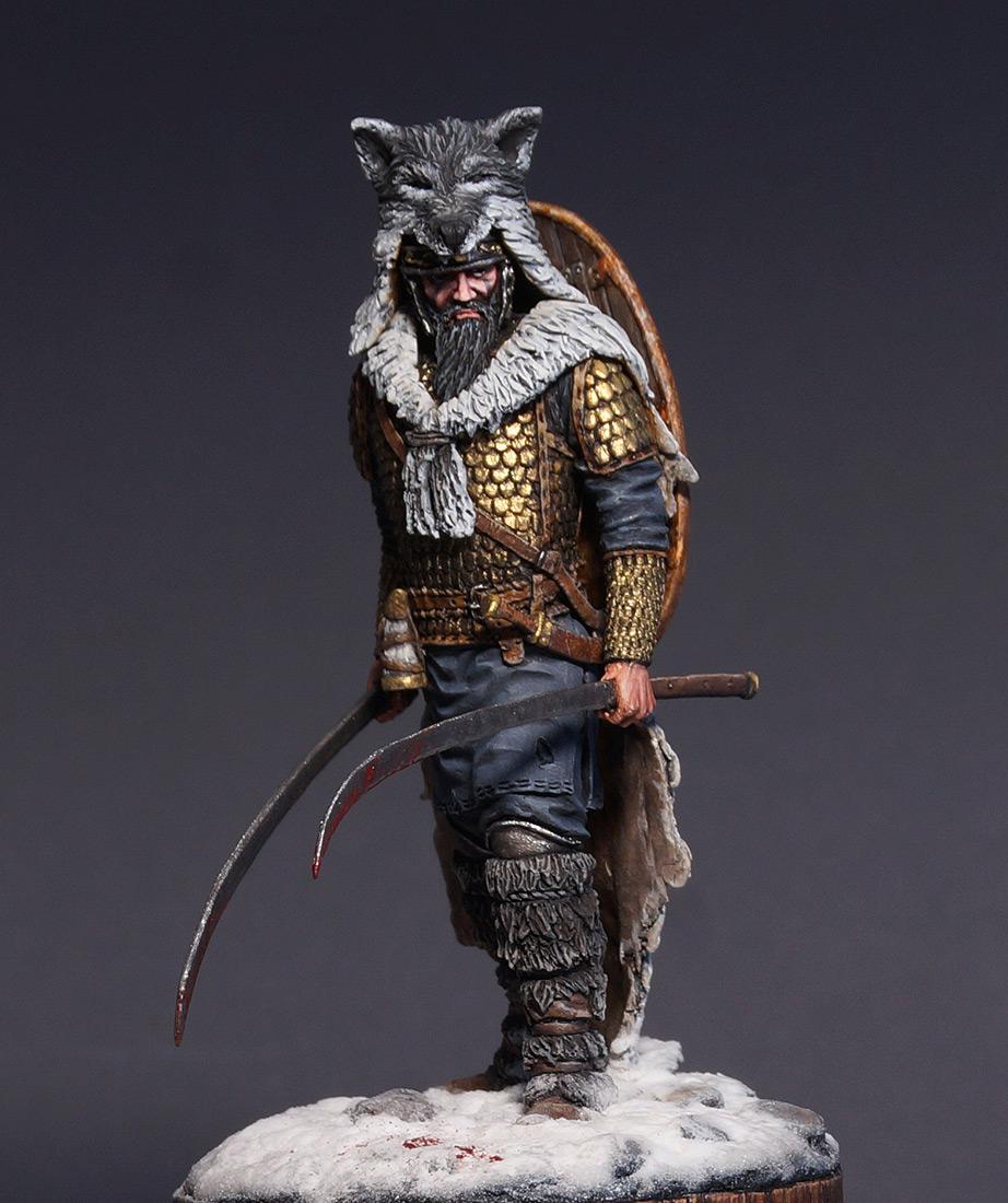 Figures: Dacian warrior, photo #7