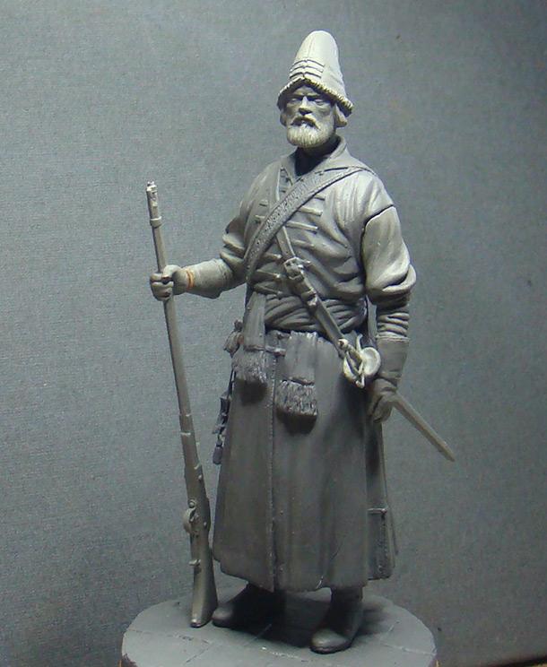 Sculpture: Moscow strelets