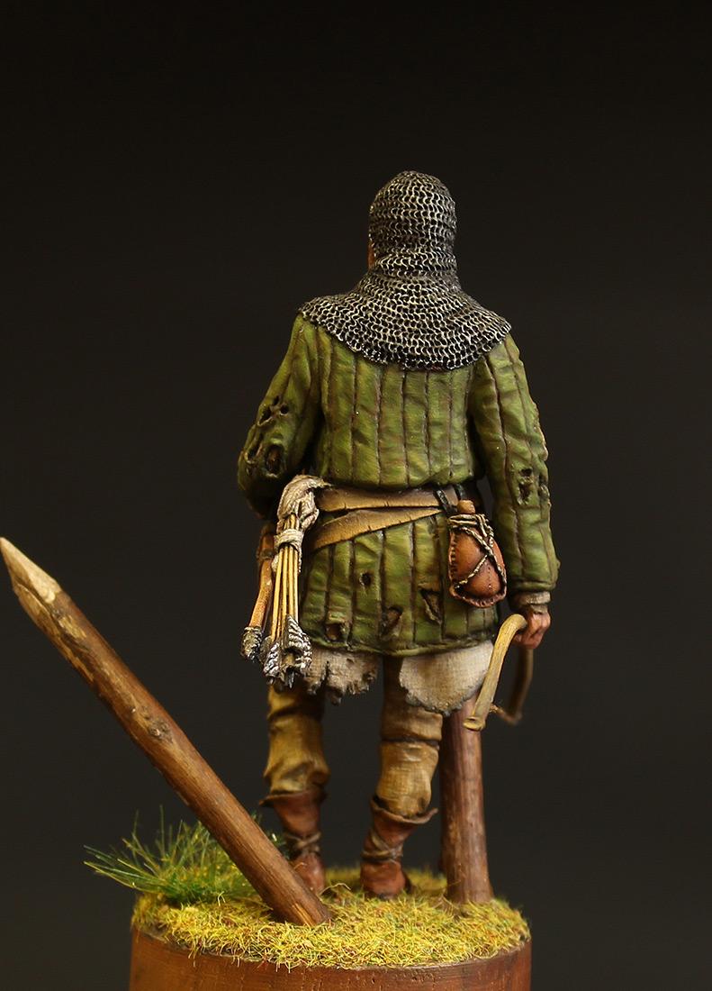 Figures: English archer, photo #4