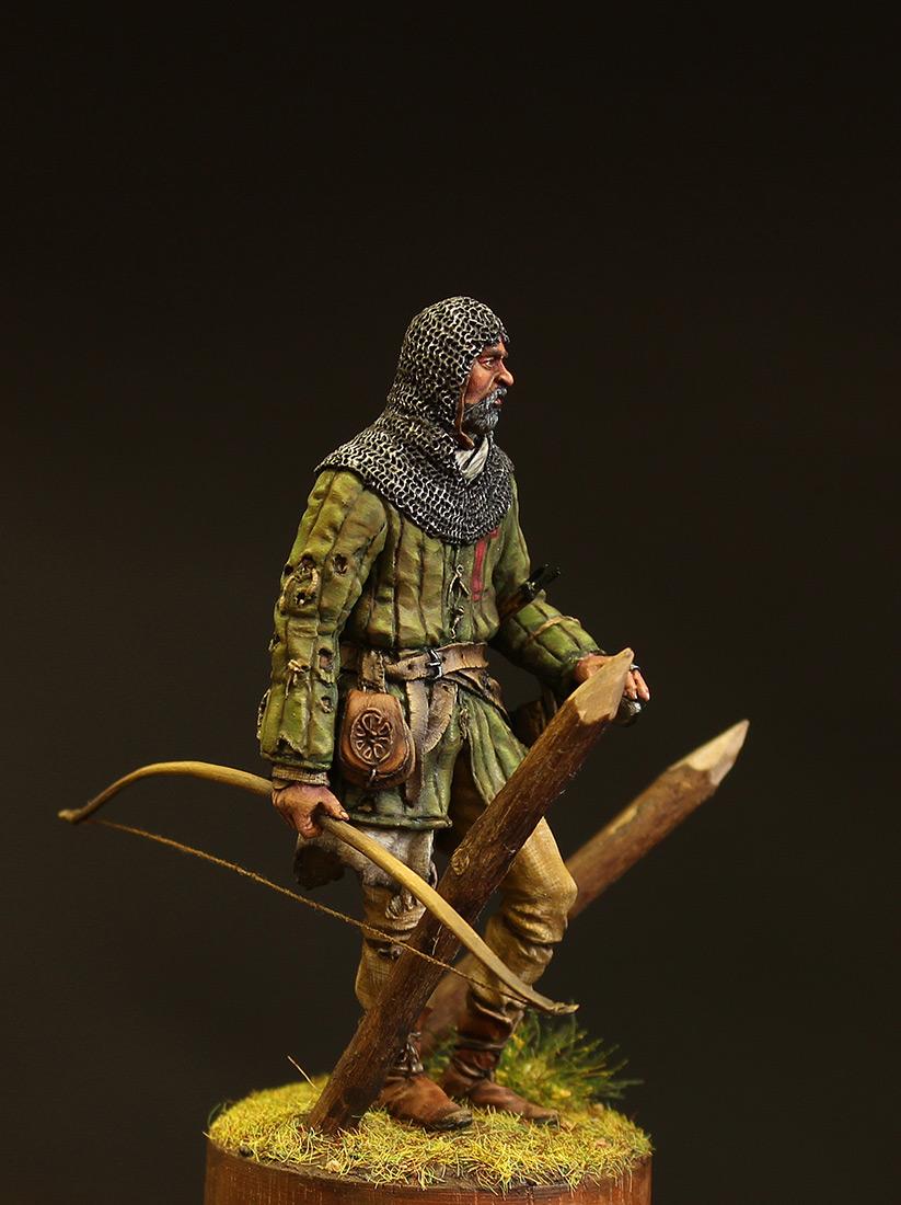 Figures: English archer, photo #6