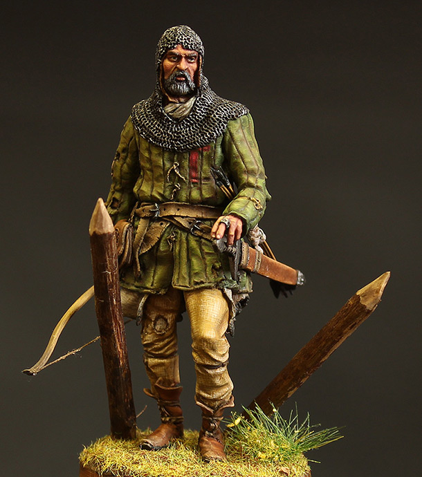 Figures: English archer