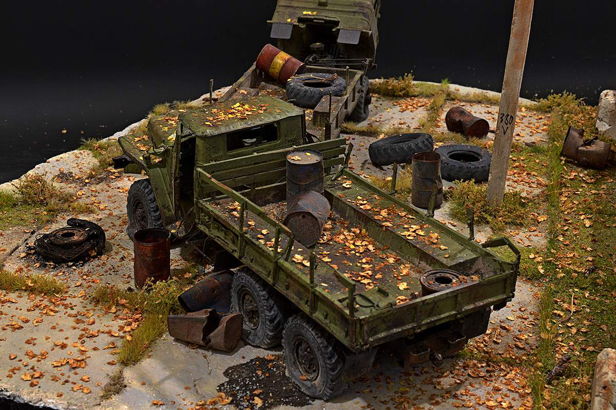 Dioramas and Vignettes: Autumn has come..., photo #29