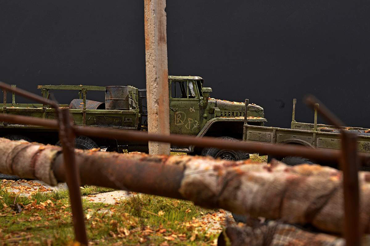 Dioramas and Vignettes: Autumn has come..., photo #37