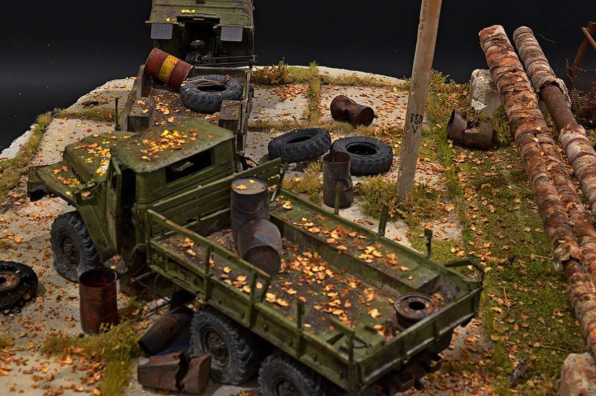 Dioramas and Vignettes: Autumn has come..., photo #39
