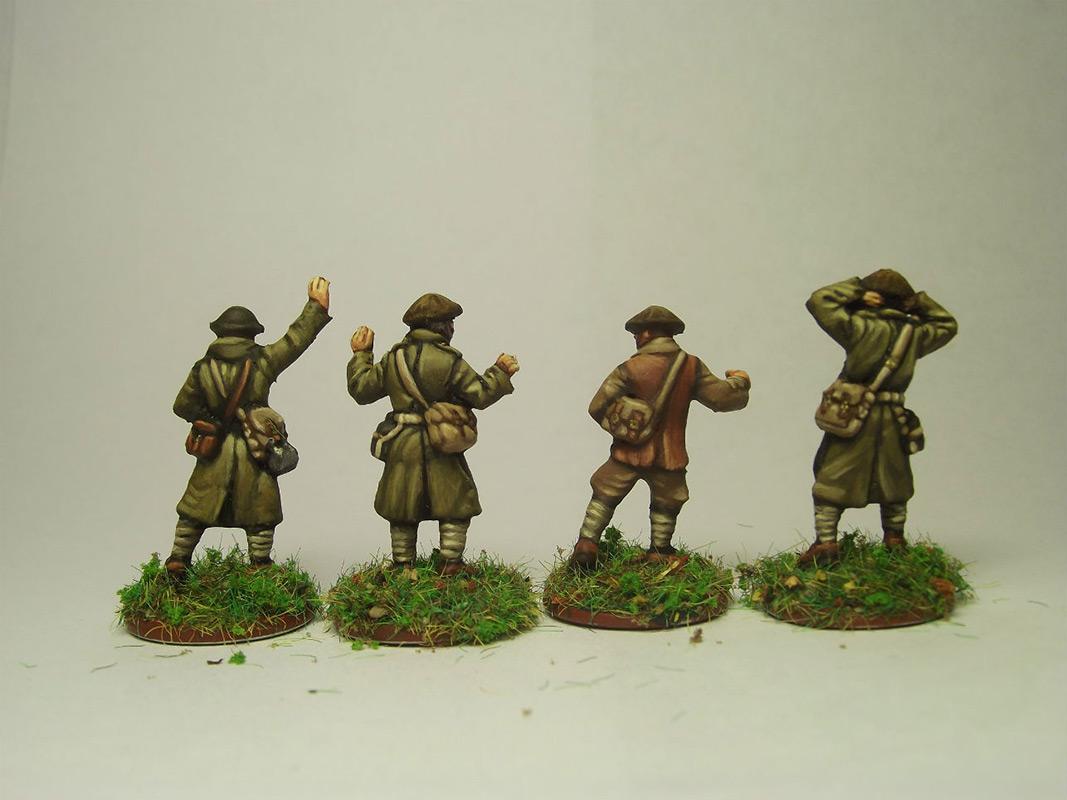 Miscellaneous: Artillerymen, WWI, photo #12