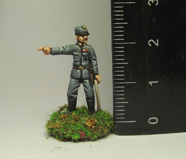 Miscellaneous: Artillerymen, WWI