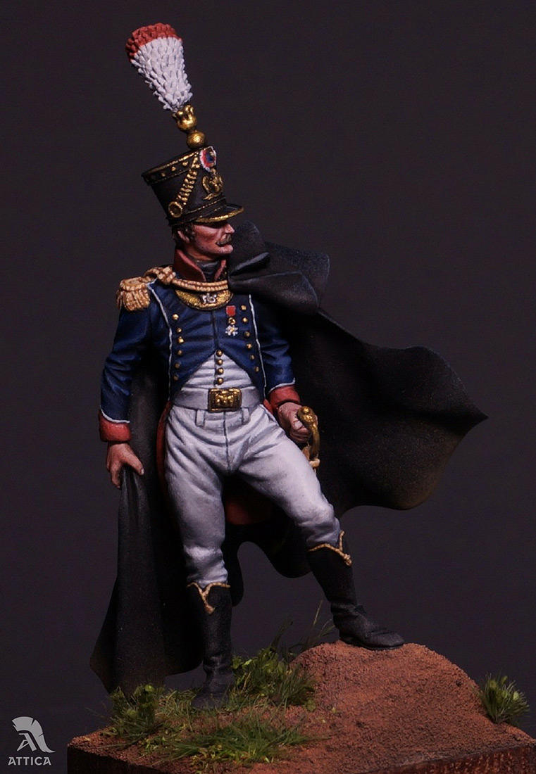 Figures: French officer, photo #2