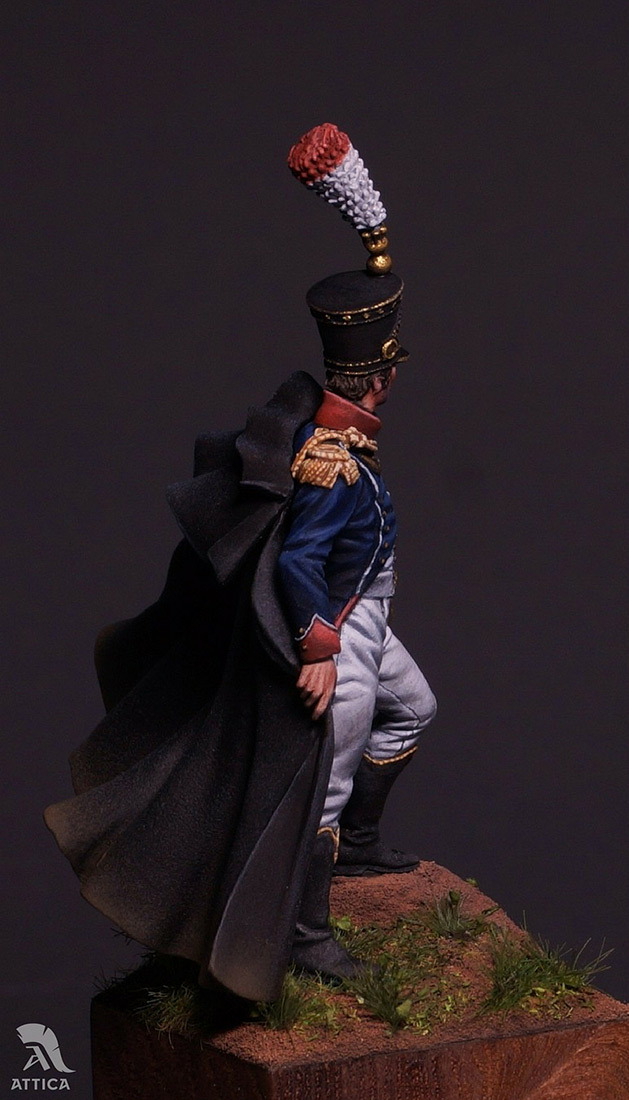 Figures: French officer, photo #4