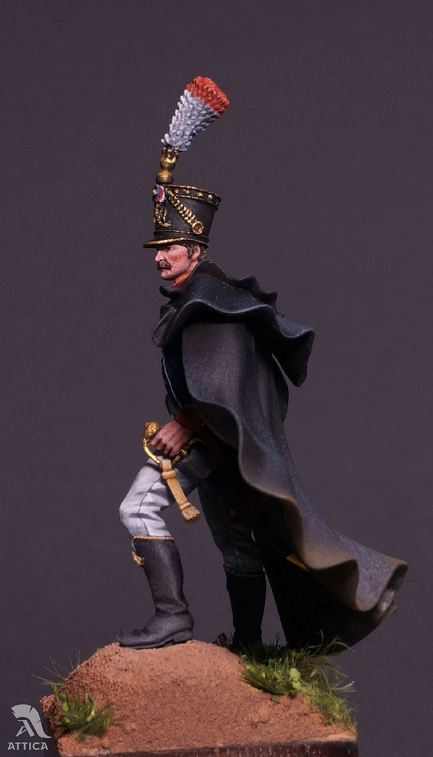 Figures: French officer, photo #7
