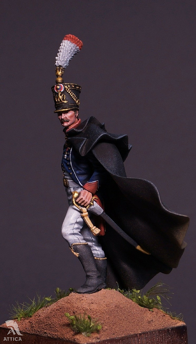 Figures: French officer, photo #8