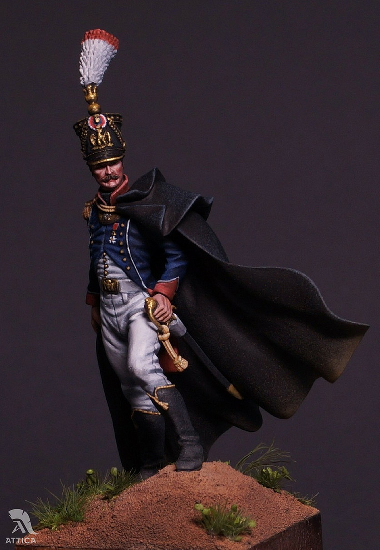 Figures: French officer, photo #9