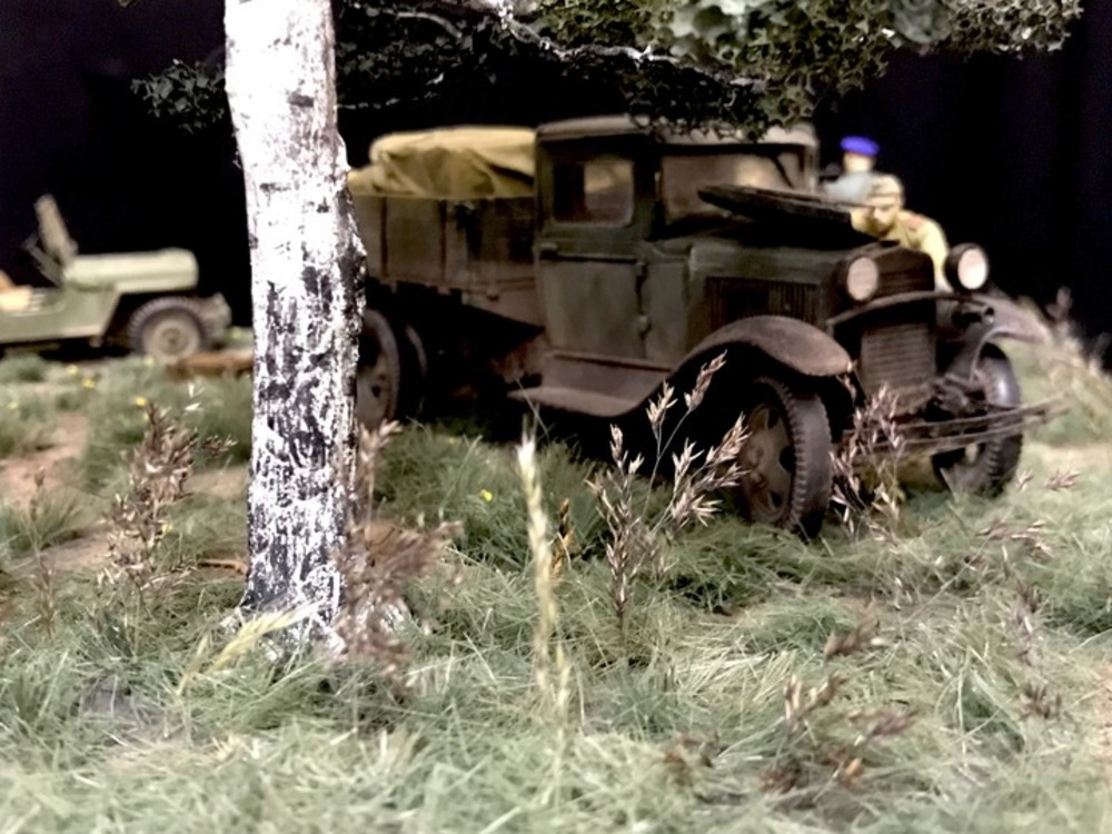Dioramas and Vignettes: Kursk bulge. Five days earlier, photo #13