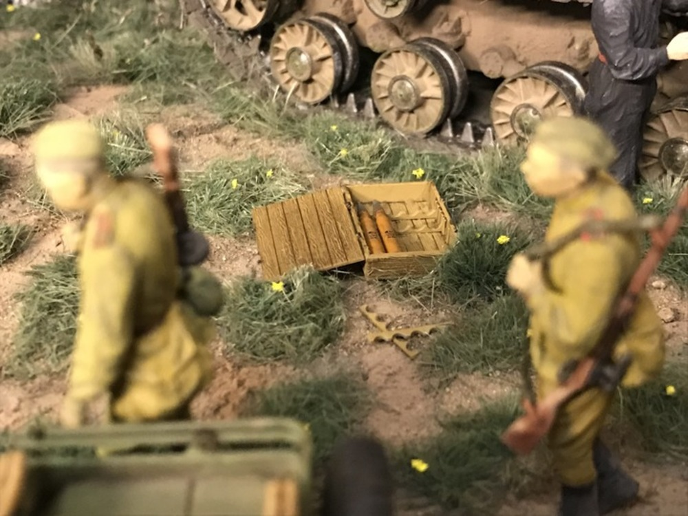 Dioramas and Vignettes: Kursk bulge. Five days earlier, photo #15